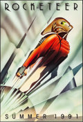 """Movie Posters:Action, Rocketeer (Walt Disney Pictures, 1991). One Sheet (26.75"""" X 39.75"""") DS Advance. Action.. ..."""
