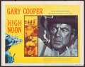 "Movie Posters:Western, High Noon (United Artists, 1952). Title Lobby Card (11"" X 14"").Western.. ..."
