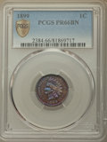 Proof Indian Cents: , 1899 1C PR66 Brown PCGS Secure. PCGS Population: (15/0 and 0/0+). NGC Census: (7/1 and 0/0+). Mintage 2,031. ...