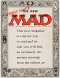 Magazines:Mad, MAD #24 (EC, 1955) Condition: FN....