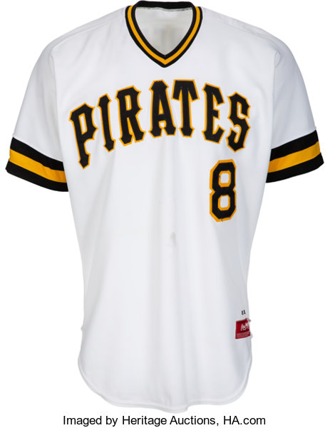 info for 24680 ec59b 1985 Willie Stargell Game Worn Pittsburgh Pirates Coach's ...