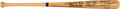 Baseball Collectibles:Bats, 1990's 500 Home Run Club Multi-Signed Bat....
