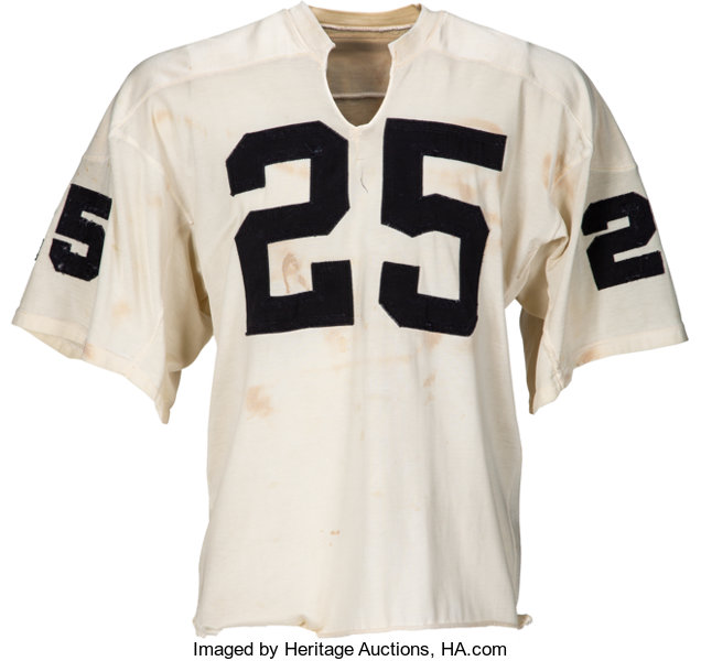 hot sale online f796c 2e2af 1970-71 Fred Biletnikoff Game Worn & Signed Oakland Raiders ...