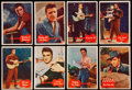 "Non-Sport Cards:Lots, 1956 Topps ""Elvis"" Collection (31). ..."