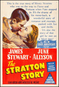 "Movie Posters:Sports, The Stratton Story & Other Lot (MGM, 1949). Australian One Sheets (2) (27"" X 40""). Sports.. ... (Total: 2 Items)"