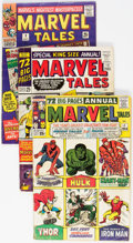 Silver Age (1956-1969):Superhero, Marvel Tales Group of 28 (Marvel, 1964-71) Condition: AverageFN.... (Total: 28 Comic Books)