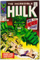 The Incredible Hulk #102 (Marvel, 1968) Condition: FN