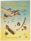 Golden Age (1938-1955):Non-Fiction, Blockbusters From Oil #nn (Standard Oil Company, 1945) Condition:VG+....