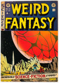 Golden Age (1938-1955):Science Fiction, Weird Fantasy #13 (EC, 1952) Condition: Apparent FN+....