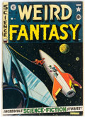 Golden Age (1938-1955):Science Fiction, Weird Fantasy #9 (EC, 1951) Condition: Apparent FN+....