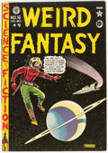 Golden Age (1938-1955):Science Fiction, Weird Fantasy #16 (#4) (EC, 1950) Condition: VG+....