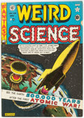 Golden Age (1938-1955):Science Fiction, Weird Science #5 (EC, 1951) Condition: VG+....
