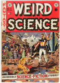 Golden Age (1938-1955):Science Fiction, Weird Science #13 (EC, 1952) Condition: VG+. Wally...