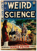 Golden Age (1938-1955):Science Fiction, Weird Science #14 (EC, 1952) Condition: FN+. Conta...