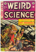 Golden Age (1938-1955):Science Fiction, Weird Science #17 (EC, 1953) Condition: VG+....