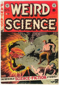 Golden Age (1938-1955):Science Fiction, Weird Science #21 (EC, 1953) Condition: VG....