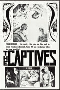 "Movie Posters:Exploitation, The Captives (Unknown, 1970). One Sheet (28"" X 42""). Exploitation....."