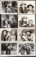 "Movie Posters:Drama, Of Mice and Men (United Artists, 1939). Photos (9) & Keybook Photos (4) (8"" X 10""). Drama.. ... (Total: 13 Items)"