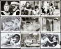 "Movie Posters:Romance, Paris When It Sizzles (Paramount, 1964). Photos (25) (8"" X 10""). Romance.. ... (Total: 25 Items)"