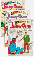 Silver Age (1956-1969):Superhero, Superman's Pal Jimmy Olsen Group of 12 (DC, 1963-66) Condi...