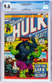 The Incredible Hulk #161 (Marvel, 1973) CGC NM+ 9.6 Off-white to white pages