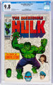 The Incredible Hulk #116 (Marvel, 1969) CGC NM/MT 9.8 Off-white to white pages