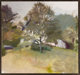 Wolf Kahn (American, b. 1927) Nevin's House Seen Through the Trees, 1977 Oil on canvas 30 x 32-1/2 inches (76.2 x 82...