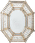 Other, A Venetian-Style Mirror, mid-20th century. 33 x 28-1/2 inches (83.8 x 72.4 cm). PROPERTY FROM A DISTINGUISHED DALLAS ESTAT...