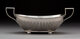 A Gorham Silver Center Bowl, Providence, Rhode Island, 1898 Marks: (lion-anchor-G), STERLING, A4280, (date mark) 5 x 1...