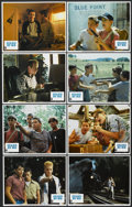 "Movie Posters:Adventure, Stand By Me (Columbia, 1986). Lobby Card Set of 8 (11"" X 14"").Adventure.... (Total: 8 Items)"