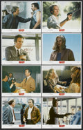 "Movie Posters:Action, Sudden Impact (Warner Brothers, 1983). Lobby Card Set of 8 (11"" X14""). Action.... (Total: 8 Items)"