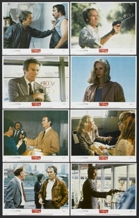 """Sudden Impact (Warner Brothers, 1983). Lobby Card Set of 8 (11"""" X 14""""). Action.... (Total: 8 Items)"""