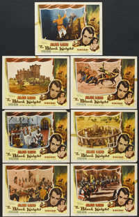 """The Black Knight (Columbia, 1954). Lobby Cards (7) (11"""" X 14""""). Adventure.... (Total: 7 Items)"""