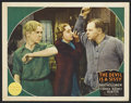 """Movie Posters:Comedy, The Devil Is a Sissy (MGM, 1936). Lobby Card (11"""" X 14""""). Comedy...."""