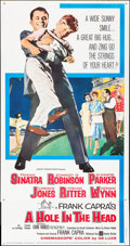"""Movie Posters:Comedy, A Hole in the Head (United Artists, 1959). Three Sheet (41"""" X 78"""").Comedy.. ..."""