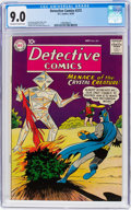 Silver Age (1956-1969):Superhero, Detective Comics #272 (DC, 1959) CGC VF/NM 9.0 Off-white to whitepages....
