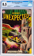 Silver Age (1956-1969):Science Fiction, Tales of the Unexpected #43 (DC, 1959) CGC VF+ 8.5 Off-white towhite pages....
