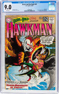 Silver Age (1956-1969):Superhero, The Brave and the Bold #43 Hawkman (DC, 1962) CGC VF/NM 9.0 Whitepages....