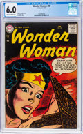 Silver Age (1956-1969):Superhero, Wonder Woman #88 (DC, 1957) CGC FN 6.0 Tan to off-white pages....