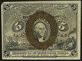 Fractional Currency:Second Issue, Fr. 1232 5¢ Second Issue Extremely Fine.. ...
