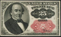 Fractional Currency:Fifth Issue, Fr. 1309 25¢ Fifth Issue New.. ...