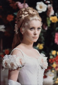 Photographs, Terry O'Neill (British, b. 1938). Catherine Denevue on set of the film Mayerling, 1968. Digital pigment print, printed l...