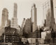 Berenice Abbott (American, 1898-1991) Park Avenue and Thirty-Ninth Street, Manhattan, October 8, 1936 Gelatin silver c...