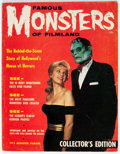 Magazines:Horror, Famous Monsters of Filmland #1 (Warren, 1958) Condition: VG....