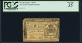 Colonial Notes:New York, New York April 2, 1759 £5 PCGS Very Fine 35.. ...