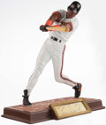 Baseball Collectibles:Hartland Statues, Barry Bonds Signed Sports Impressions Collectors Figurine withOriginal Box....