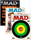 Magazines:Mad, MAD Group of 28 (EC, 1962-66) Condition: Average FN.... (Total: 28 Comic Books)