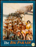 """Movie Posters:War, The Big Parade (MGM, 1925). Program (16 Pages, 9.25"""" X 12""""). War....."""