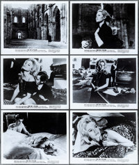 """Love on a Pillow (Royal Films International, 1963). Photos (12) (8"""" X 10""""). Foreign. ... (Total: 12 Items)"""