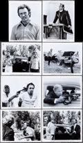 "Movie Posters:Crime, Thunderbolt and Lightfoot (United Artists, 1974). Photos (16) (8"" X10""). Crime.. ... (Total: 16 Items)"
